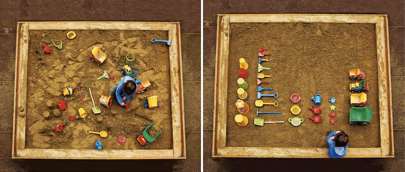 the art of clean up, sandbox