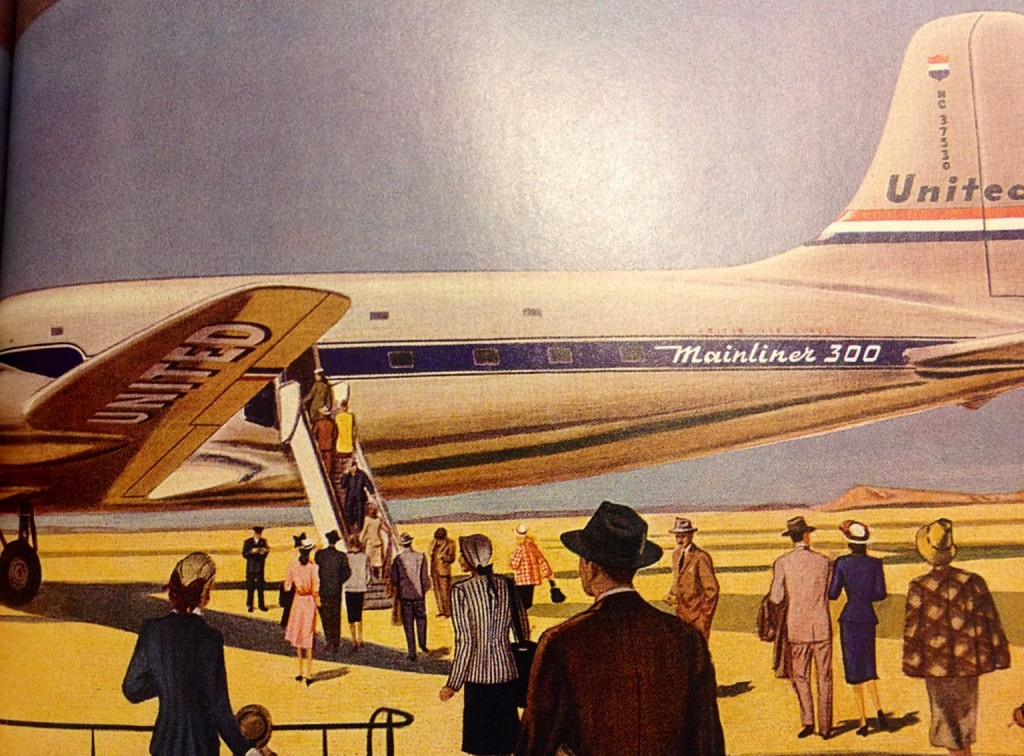 Fly The Friendly Skies Vintage Airline Photos Noelle O