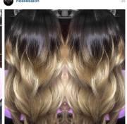 metallic hair color fall