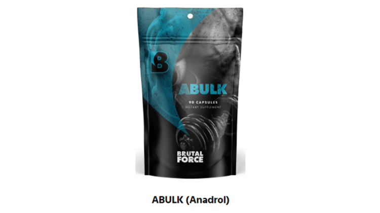 Abulk Anadrol