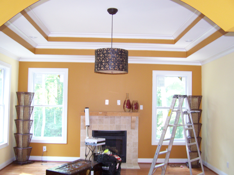 Average Cost Paint House Interior
