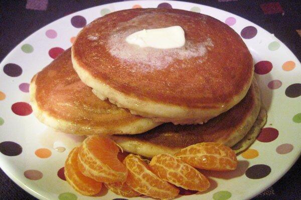 Basic Pancake Recipe From Scratch