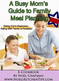 A Busy Mom's Guide To Family Meal Planning