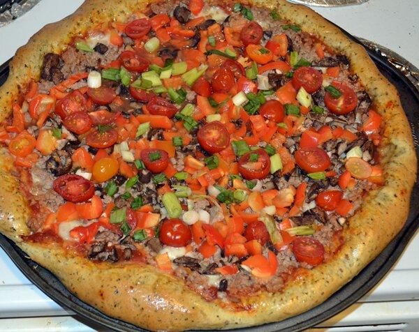 Friday Family Pizza Night