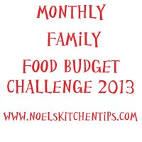 $250 Per Month Family Food Budget Shopping and An Announcement