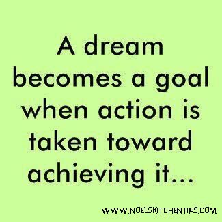Share your goals and Share your dreams