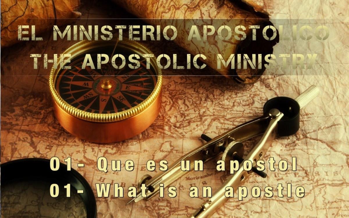 <b>Curso: Que es un Apostol? - Videos</b>