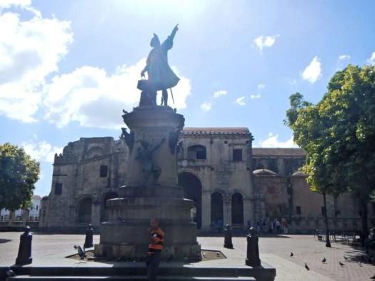 Santo Domingo rientra tra le escursioni da fare a Bayahibe ma sfortunatamente è poco richiesta