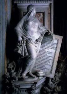 """la Statua della Pudicizia è una delle tre statue """"magiche"""" della Cappella Sansevero"""