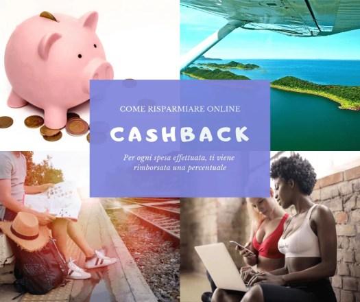 viaggiare risparmiando con il cashback