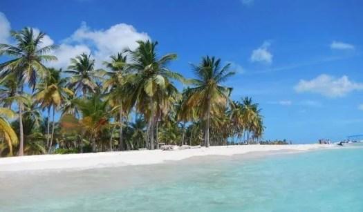 isola Saona, la più famosa delle spiagge dominicane