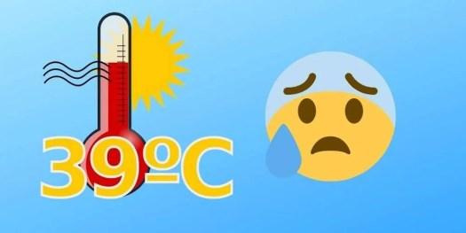 durante l'estate l'umidità rende il caldo insopportabile