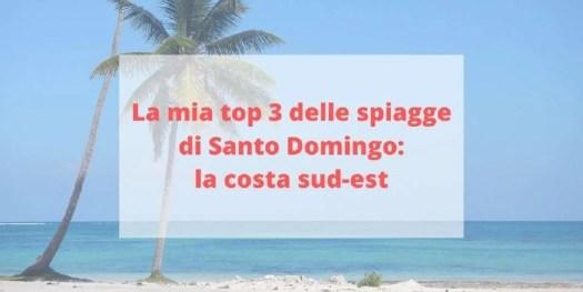 elenco delle migliori spiagge vicino Santo Domingo secondo me