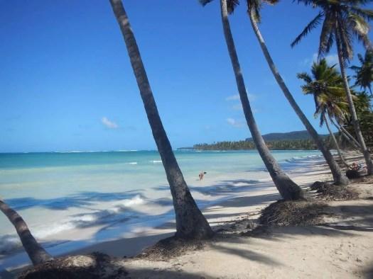 Las Galeras ha una delle spiagge più belle dell'intera penisola di Samanà