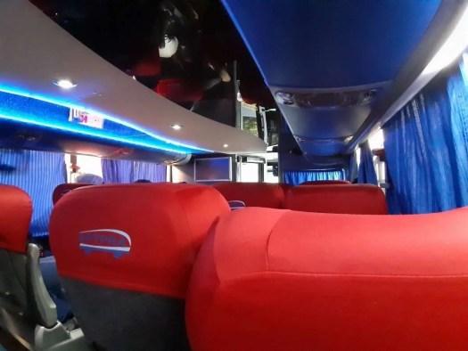 gli autobus Gran Turismo per le tratte lunghe