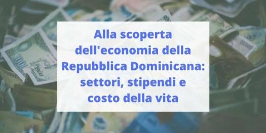 economia della Repubblica Dominicana