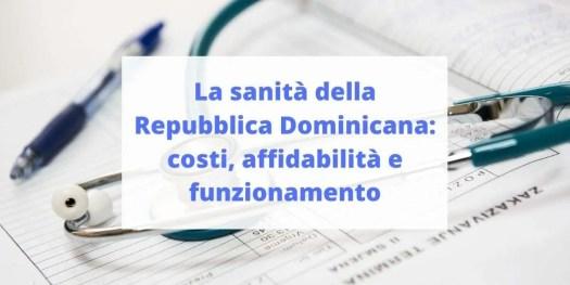 informazioni sulla sanità della Repubblica Dominicana