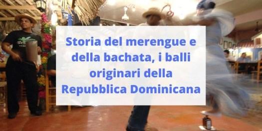 analisi dei balli della Repubblica Dominicana
