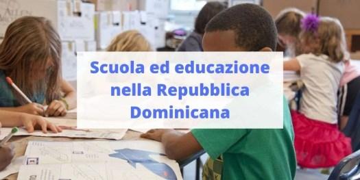 come funziona il sistema scolastico dominicano?