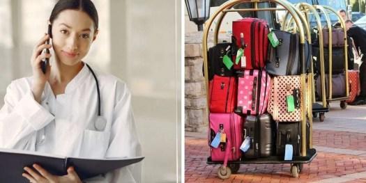 polizza per le spese mediche e il bagaglio
