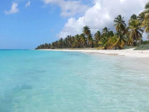 escursione all'isola di Saona: Canto de la Playa