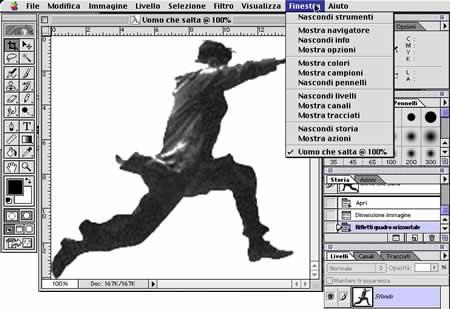 Immagine elettronica