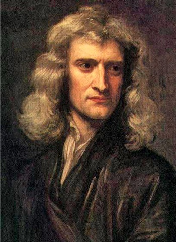 Godfrey Kneller, Isaac Newton,1689