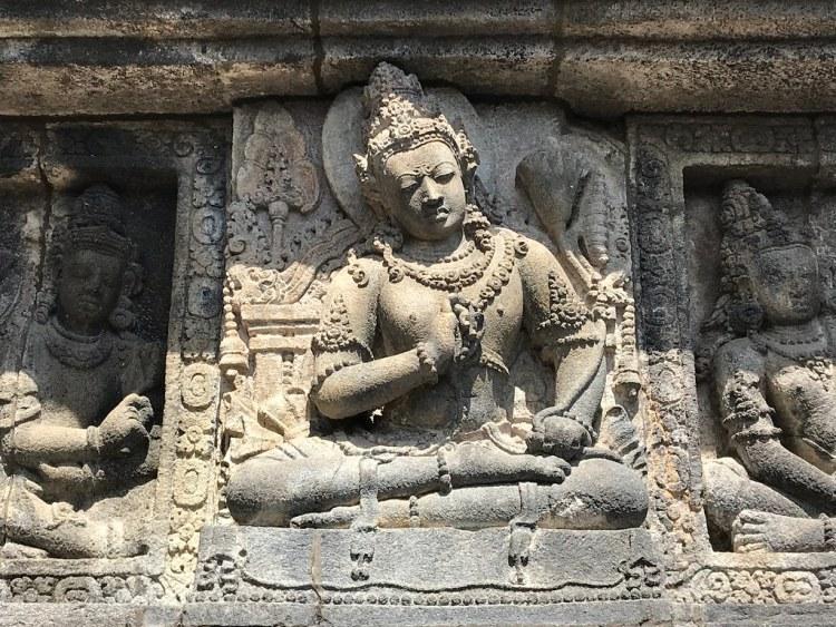 Temple Reliefs