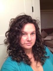 wait. curly hair