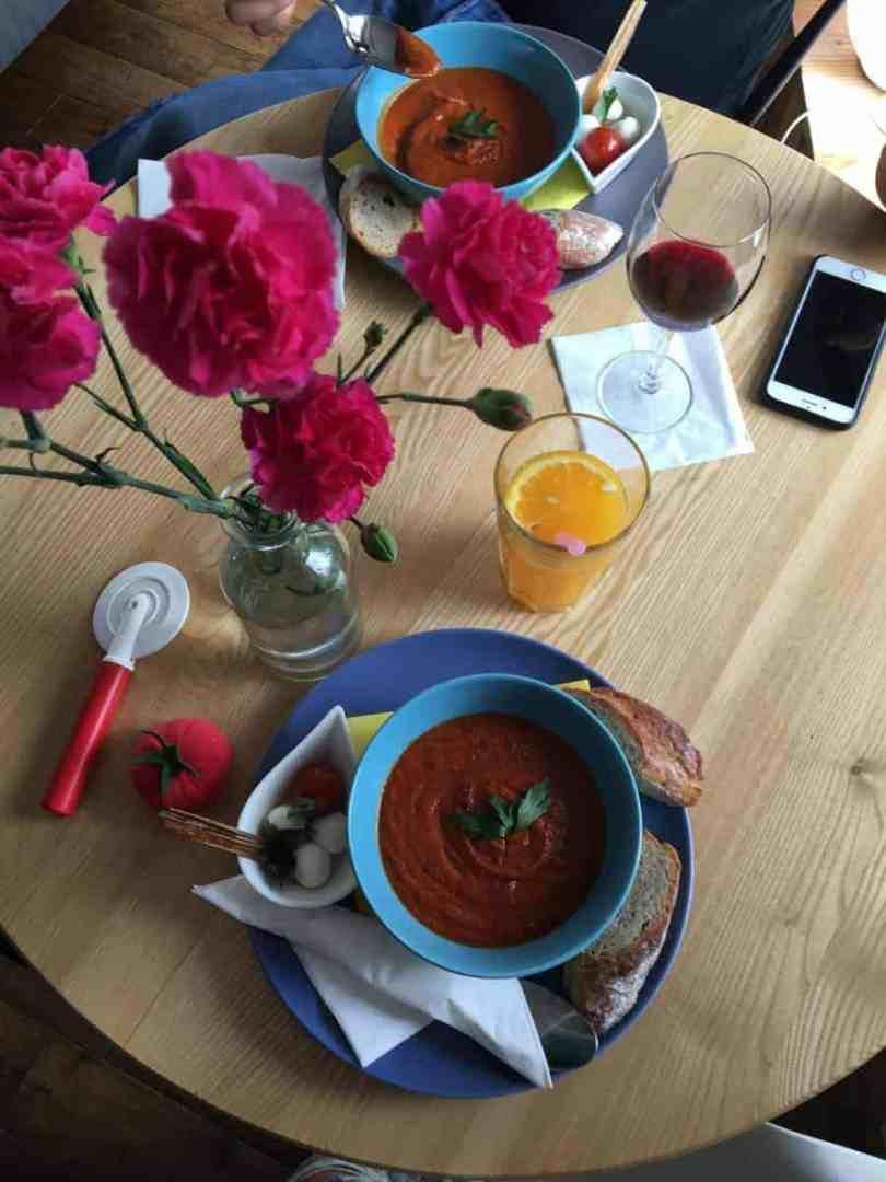 Krem z pomidorów STRH Zakopane