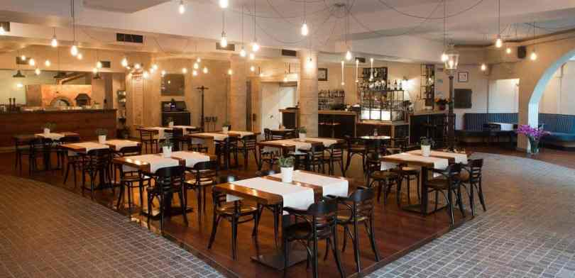 Restauracja Cristina Zakopane wnętrza