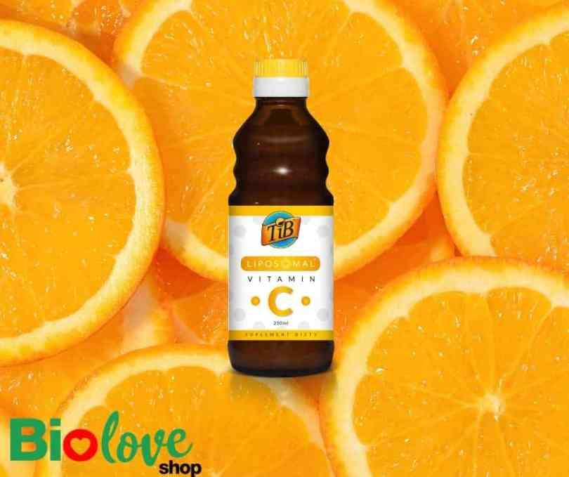 Witamina Liposomal C BioLoveShop
