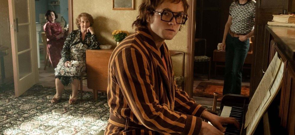 Taron Egerton es Elton John en Rocketman