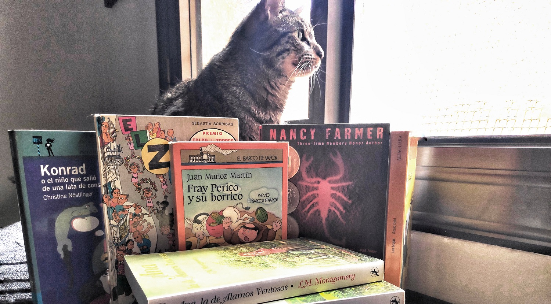 Libros que marcaron mi infancia