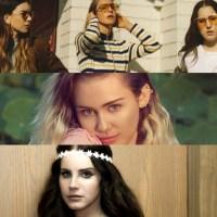 """ESTRENOS A JUICIO: Miley Cyrus (""""Malibu""""), Haim (""""Want You Back"""") y Lana Del Rey (""""Coachella - Woodstock In My Mind"""")"""
