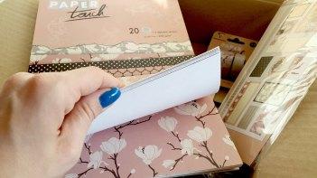 Bloc papier Clairefontaine Paper Touch Magnolia