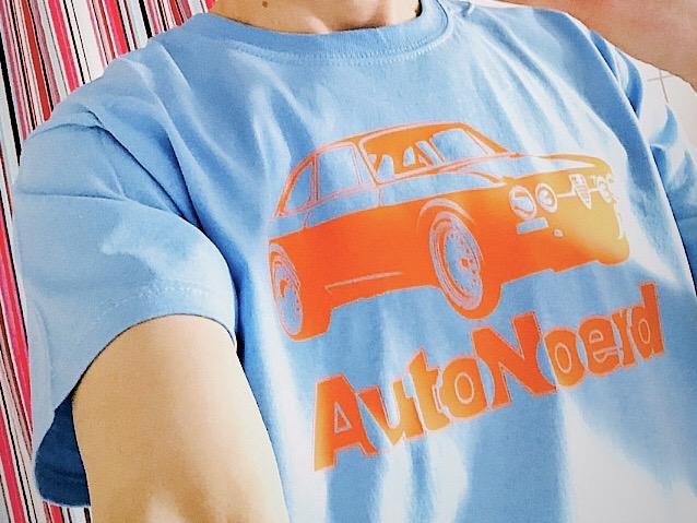 noerd shirt – AutoNoerd (Alfa, Herren)