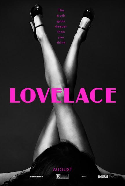 Póster y tráiler de 'Lovelace', con Amanda Seyfried como la mayor estrella porno