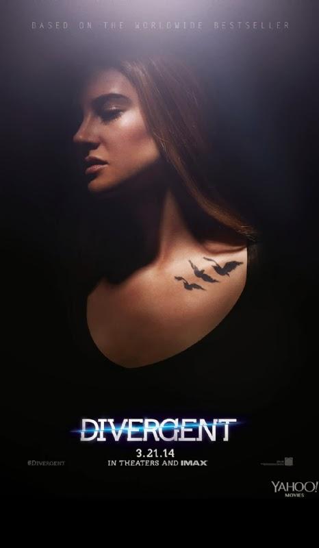 Primeras imágenes y pósters individuales de 'Divergente'