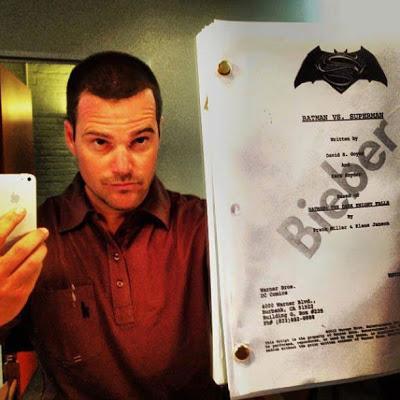 Chris O'Donnell presenta su candidatura para ser Robin en 'Batman vs Superman'