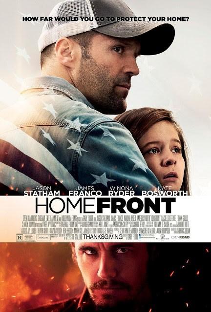 Tráiler y Póster oficial de 'Homefront' con James Franco y Jason Statham