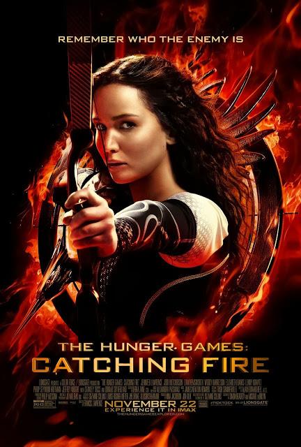 Poster final 'Los juegos del hambre: En llamas'
