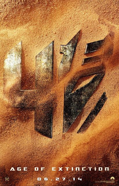 Revelado el título oficial y el teaser póster de 'Transformers 4'