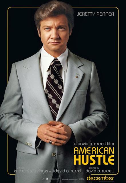 Cinco curiosos pósters individuales de 'America hustler'
