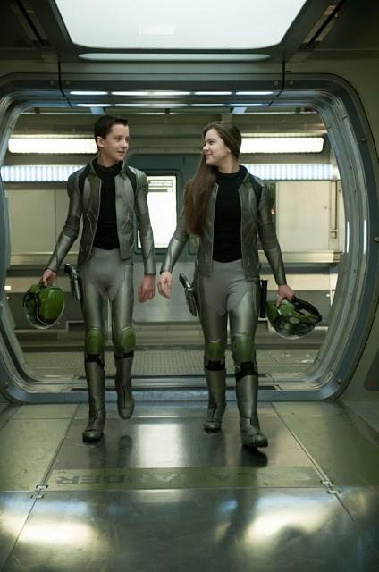 Explora el set de rodaje de 'El juego de Ender' y echa un vista a las nuevas imágenes