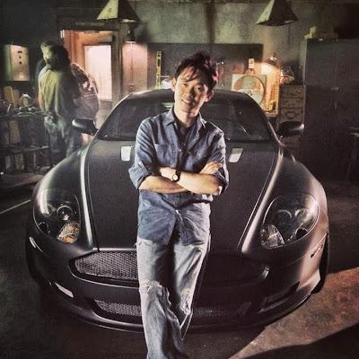 James Wan revela el coche del villano de 'Fast & Furious 7'