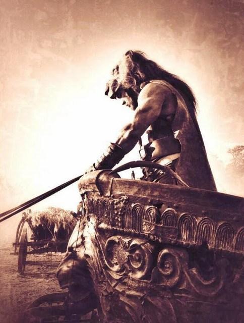 Fin de rodaje de 'Hércules' con dos nuevas fotos de Dwayne Johnson