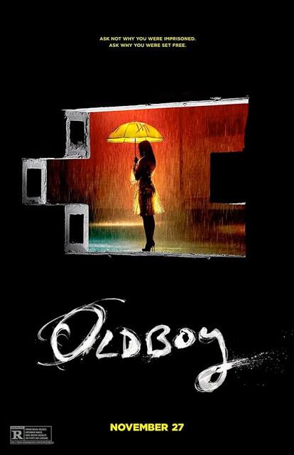 Nuevos posters presentados en la Comic-Con de 'OldBoy'