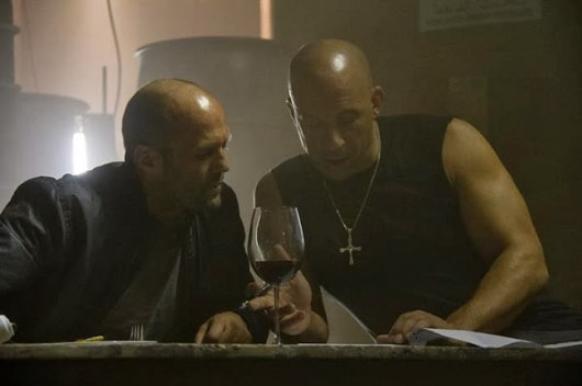 Nuevas fotos de Vin Diesel, Dwayne Johnson y Jason Statham en 'Fast & Furious 7'