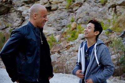 Vin Diesel  revela nuevas fotos del rodaje de 'Fast and Furios 7'